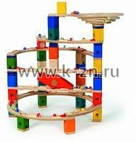 Лабиринт для шариков Quadrilla Twist & Rail Set
